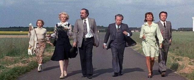 "Luis Buñuel ""The Discreet Charm of the Bourgeoisie"""