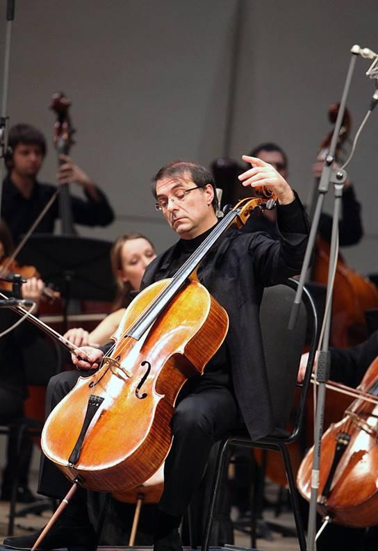Alexander Rudin (Violonsel)