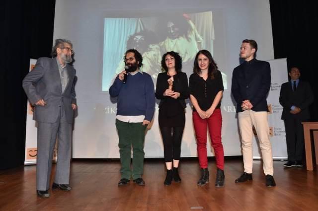 Yılın Kadın Oyuncusu Ödülü Tilbe Saran ve Nergis Öztürk'e,