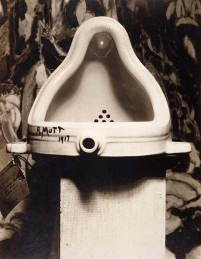 Henri-Robert-Marcel Duchamp/Çeşme