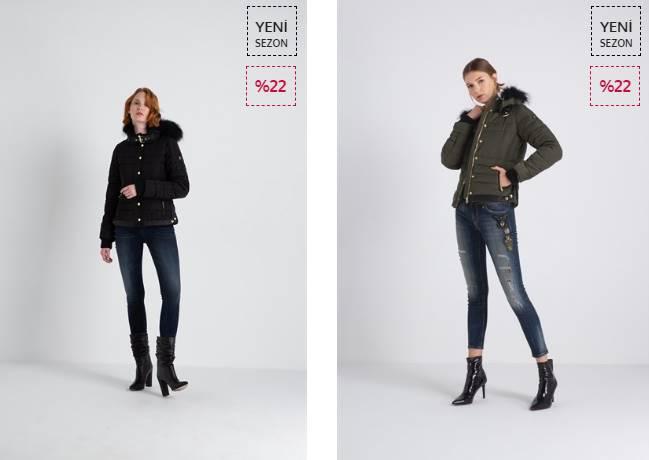 Kadın Mont Modelleri