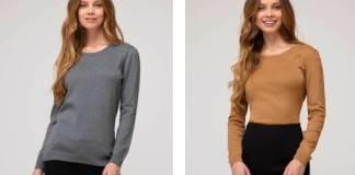 Triko Bluz Modelleri