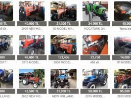 Satılık Traktörler