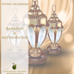 Ramadan et Naturopathie