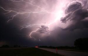 orage ions negatifs