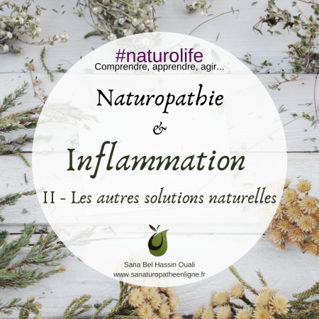 Naturopathie : les solutions naturelles