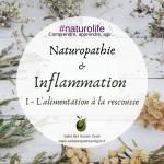 Naturopathie & Inflammation1 : l'alimentation à la rescousse