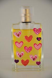 Perfume afrodisíaco con feromonas