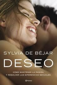 Libro Deseo de Sylvia de Béjar