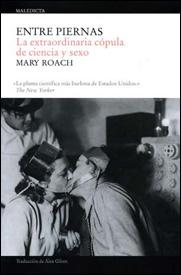 Libro Entre Piernas de Mary Roach