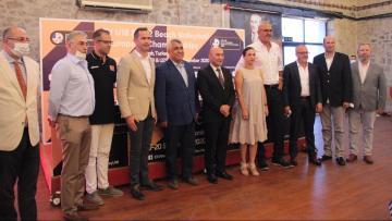 Pandemi sonrası Türkiye'deki ilk uluslararası spor organizasyonu İzmir'de