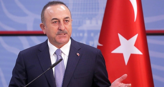 """""""Türkiye'nin kendi kıyılarına hapsedilmesi kabul edilemez"""""""