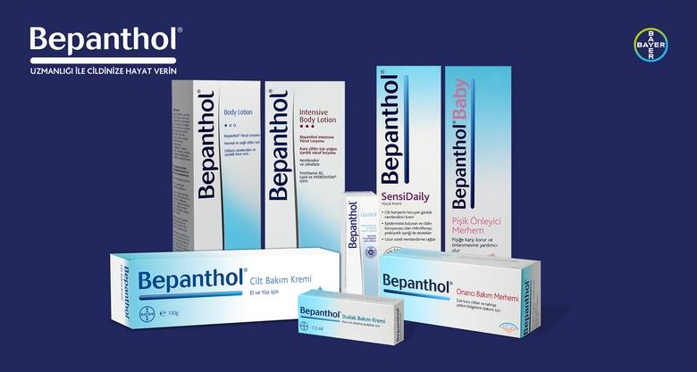 Bepanthol, Bayer'e başarı getirdi