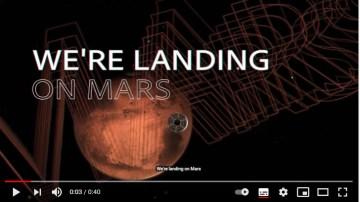 AZİM'in (Perseverance) 18 Şubat'ta Mars'a inişi