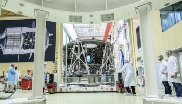 Airbus, Orion'un 3 Avrupa Hizmet Modülü için sözleşme