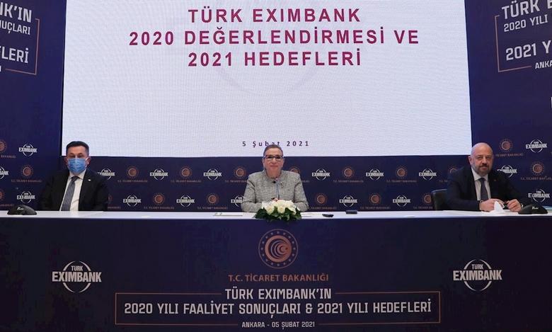 Eximbank'tan üç yeni ürün