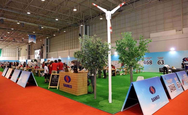 Sanko Holding, Teknofest 2021'de yerini alacak