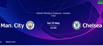 UEFA final maçını İstanbul'dan aldı