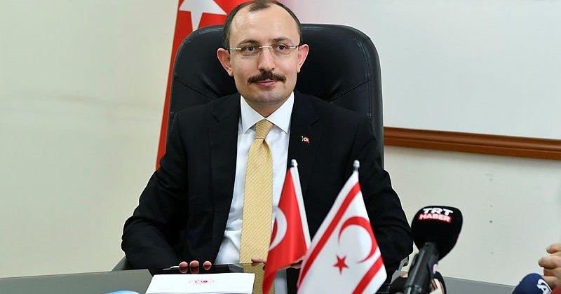 'KKTC'nin Türkiye pazarı için önünü açtık'