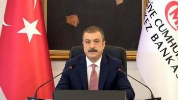 Kavcıoğlu: Enflasyondaki yükseliş geçici