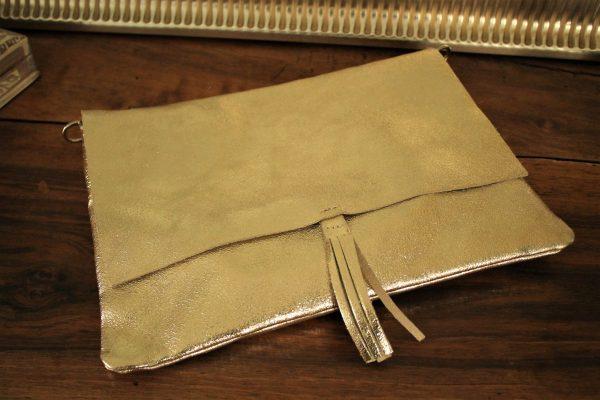 Maroquinerie sac pochette STELLA cuir mode sanbaya.fr