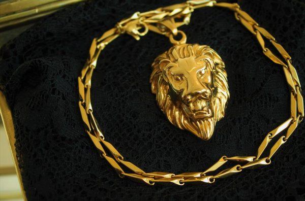 Bijoux LION mode acier chirurgical inoxydable sanbaya.fr