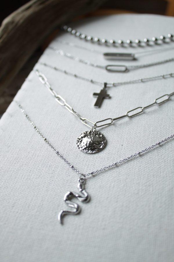 Collier argent bijoux SANBAYA.FR Bijouterie