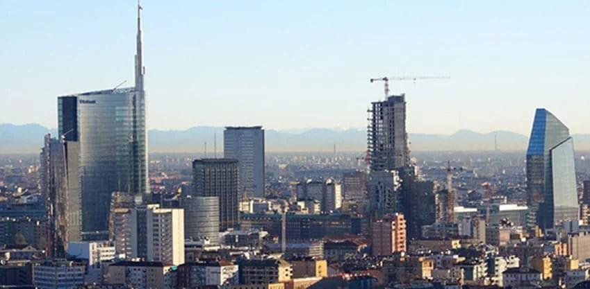 Aperitivo in terrazza i migliori locali Milano Roma