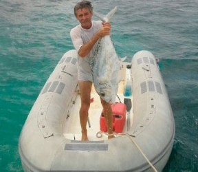 Polo Pesca en San Blas