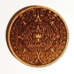 Coaster-  Mayan Calendar