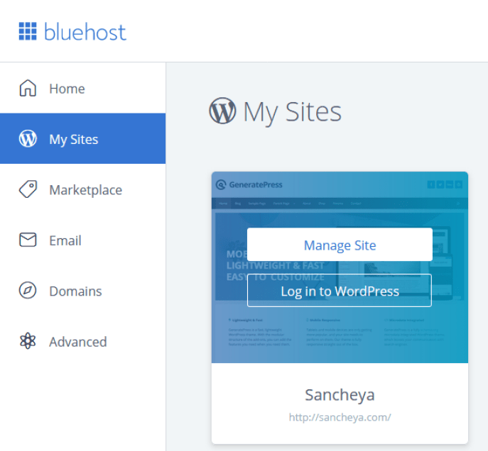 How To Use Free Ssl Certificate From Bluehost To Get Https Website