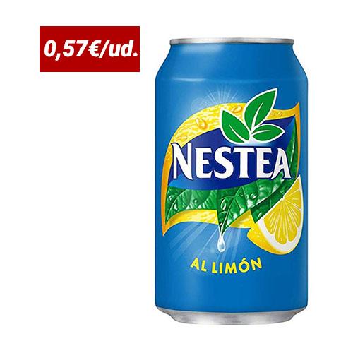 lata de té al limon