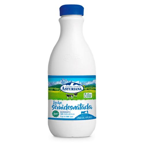 botella de 1,5 litros tapón azul