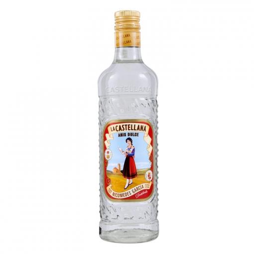 Botella de anís