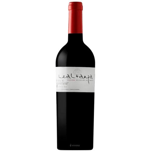 Botella de vino Lealtanza Reserva