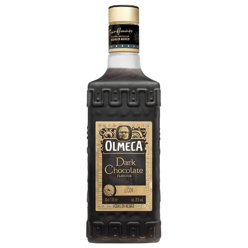 Botella Tequila Chocolote Olmeca