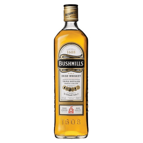 Botella Whisky Bushmills Original 70cl