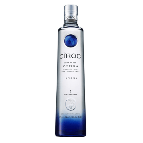 Botella de Vodka Ciroc