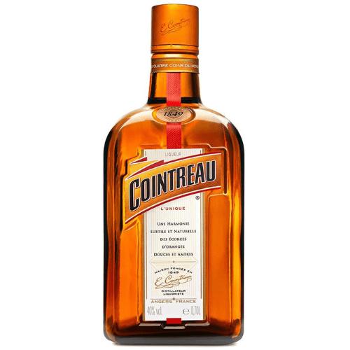 Botella de Ron Cointreau