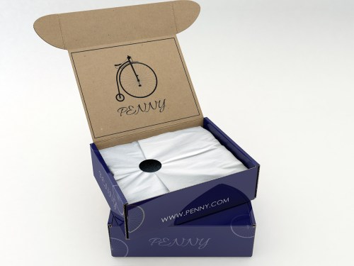 Subscription Box Mock-Up by Sanchi477