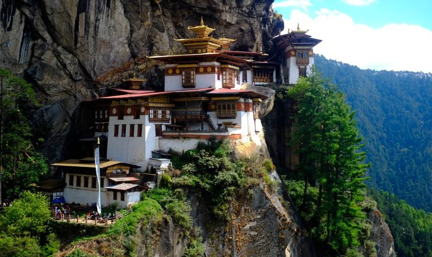 Nepál a Bhután v pohode