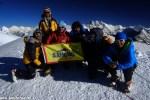 Vrchol Mera Peak 6470 m - Nepál