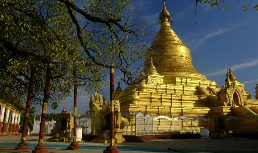 Barma – budhistický pokoj v duši