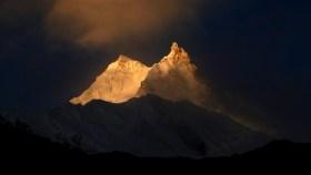 Trek okolo Manaslu 8156 m - Nepál