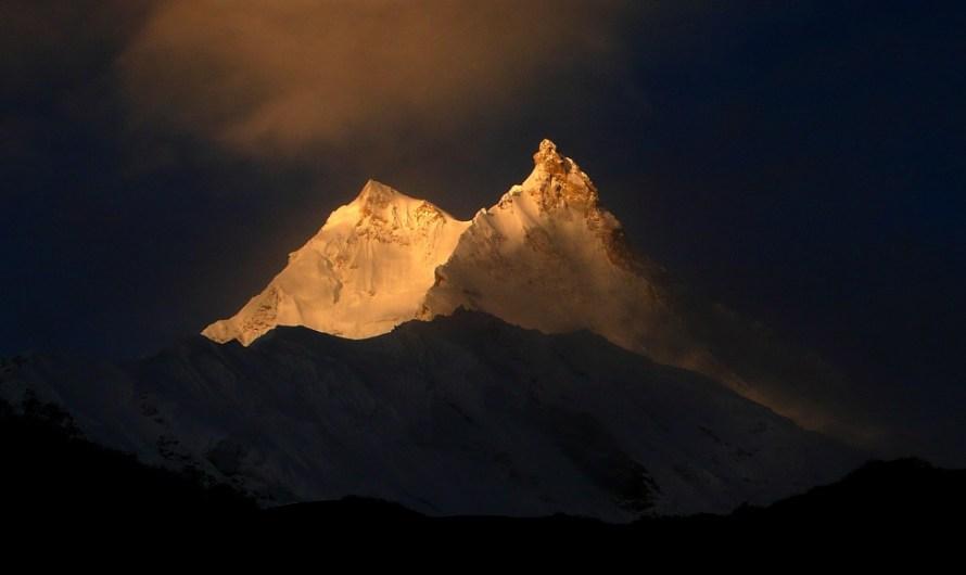 Trek okolo Manaslu 8156 m – Nepál