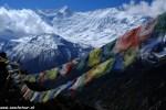 Fotogaléria Trek okolo Annapurny jar 2018