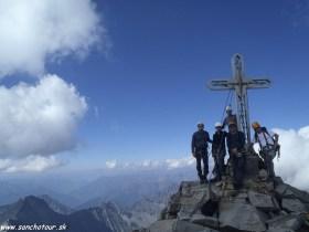 Hochalmspitze 3 360 metrov, Rakúsko