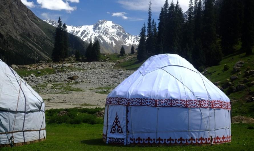 Fotogaléria z premierového zájazdu Kazachstan Kirgistan v pohode