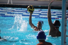 The San Clemente boys water polo team will rely on a core group of veterans and a key transfer to keep them competitive in the South Coast League. Photo by Steve Breazeale