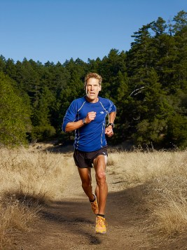 Dean Karnazes plans on running a marathon in every country on Earth in the near future. Photo: Courtesy
